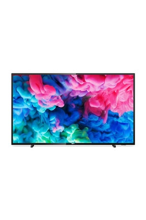 """Philips 43PUS6503 43"""" 109 Ekran 4K Ultra HD Uydu Alıcılı Smart LED TV"""