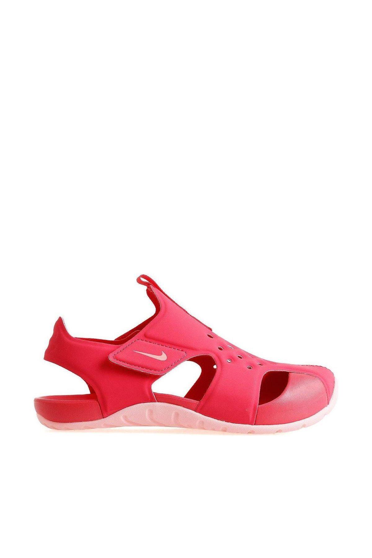 Nike Kids Çocuk Pembe Sandalet 1