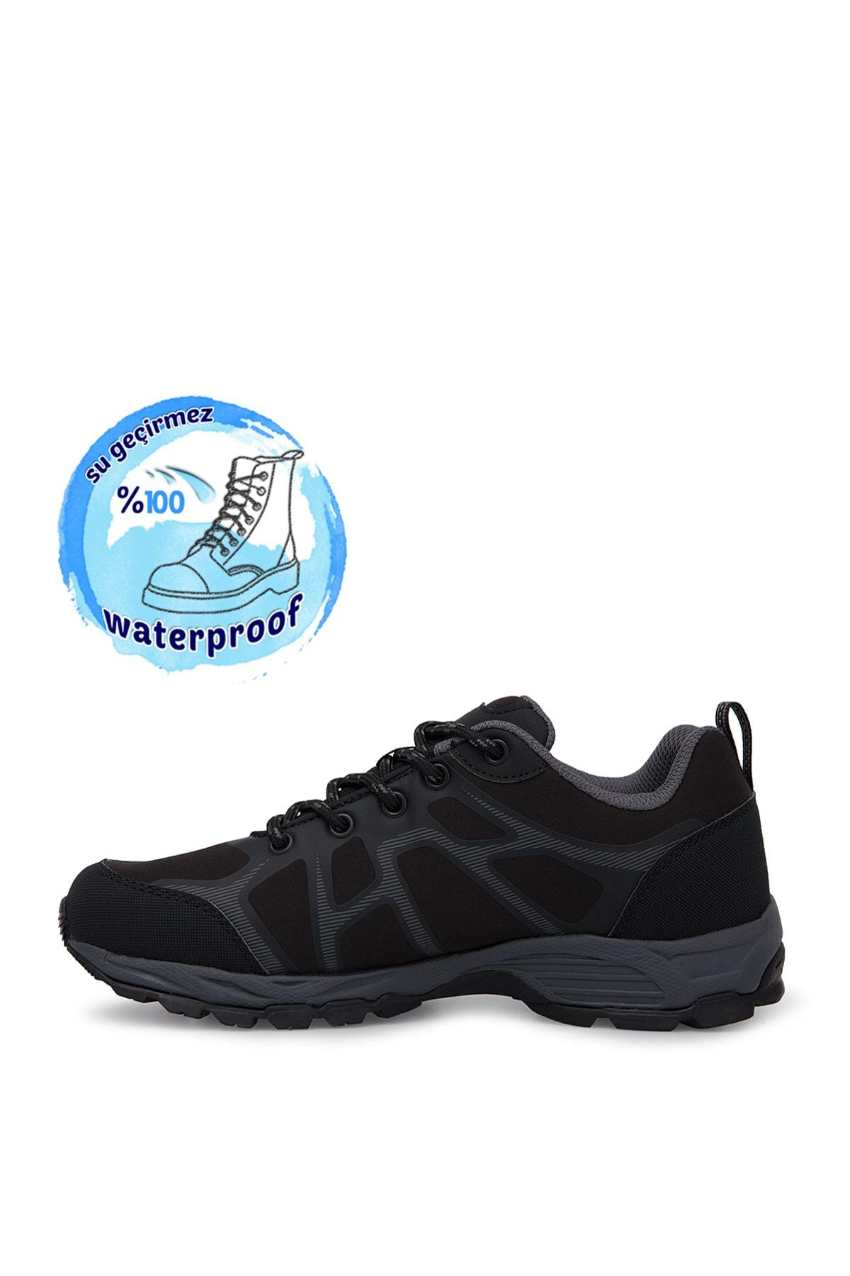 lumberjack MATHEW WMN 9PR Siyah Kadın Outdoor Ayakkabı 100420799 2