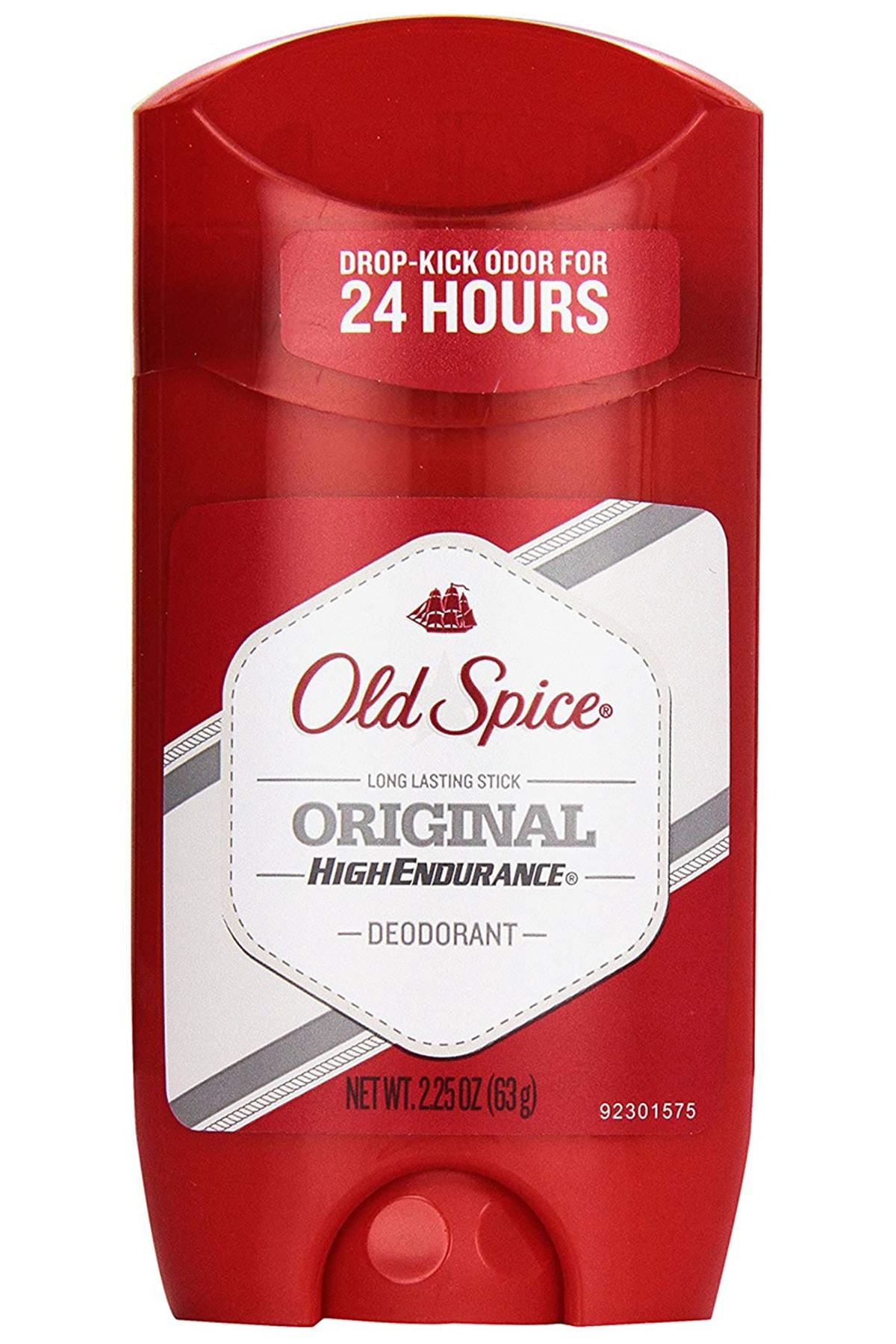 Old Spice Original Deodorant 63 g 012044342404