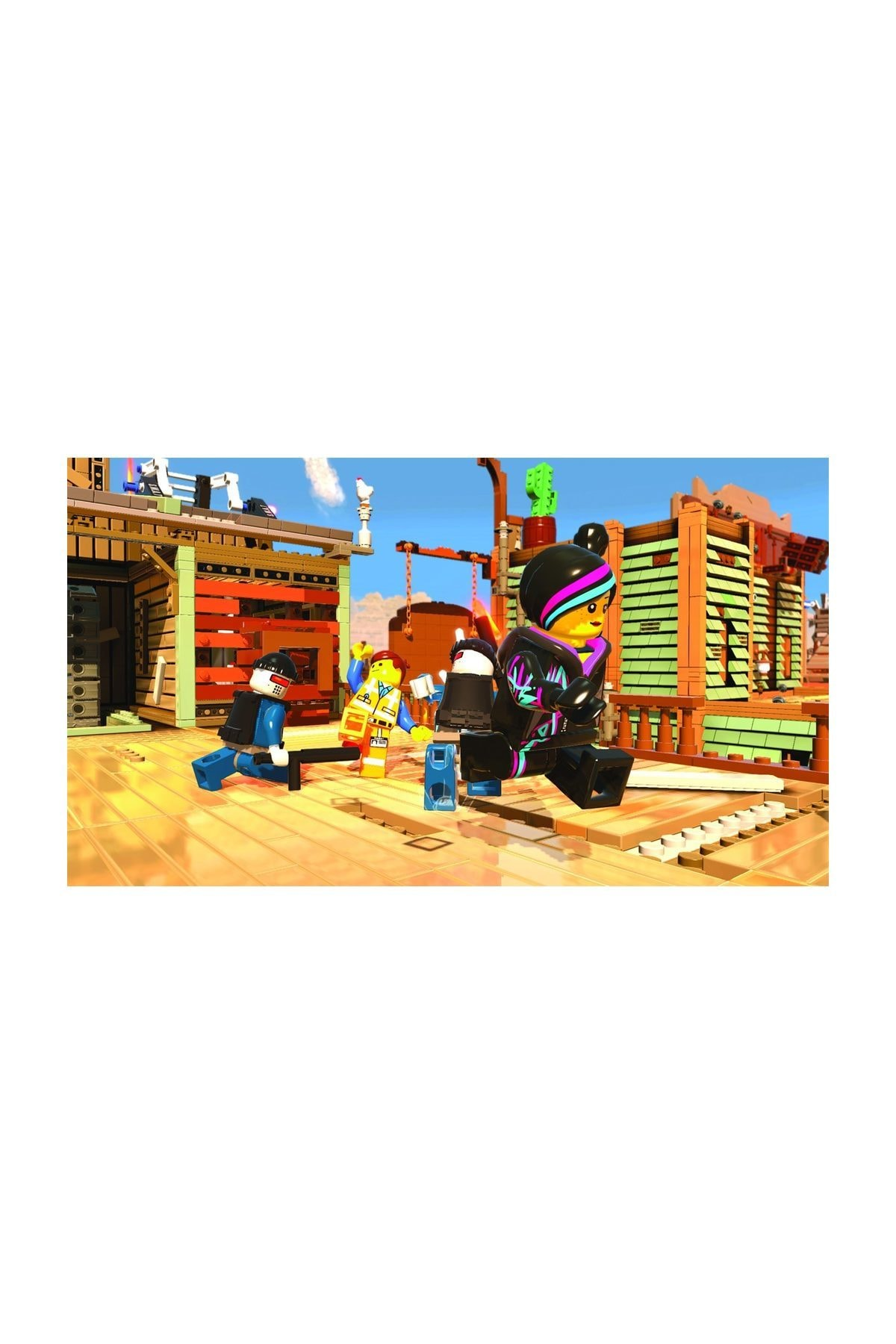 Warner Bros Lego Movie Videogame Xbox One Oyun 2