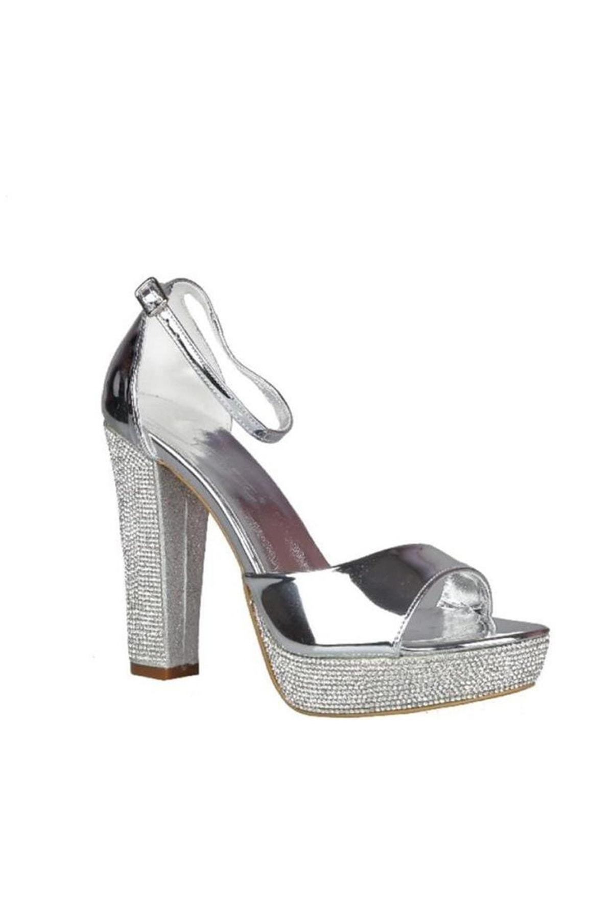 PUNTO Gumus Kadın Klasik Ayakkabı 19Y423B0032-46 2