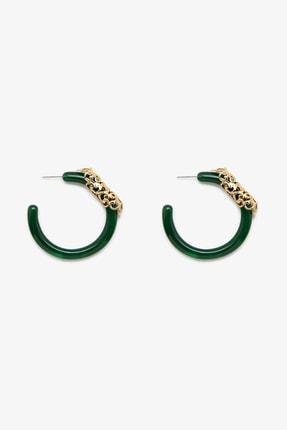 Koton Kadın Yeşil Bijuteri Küpe 0KAK70574AA