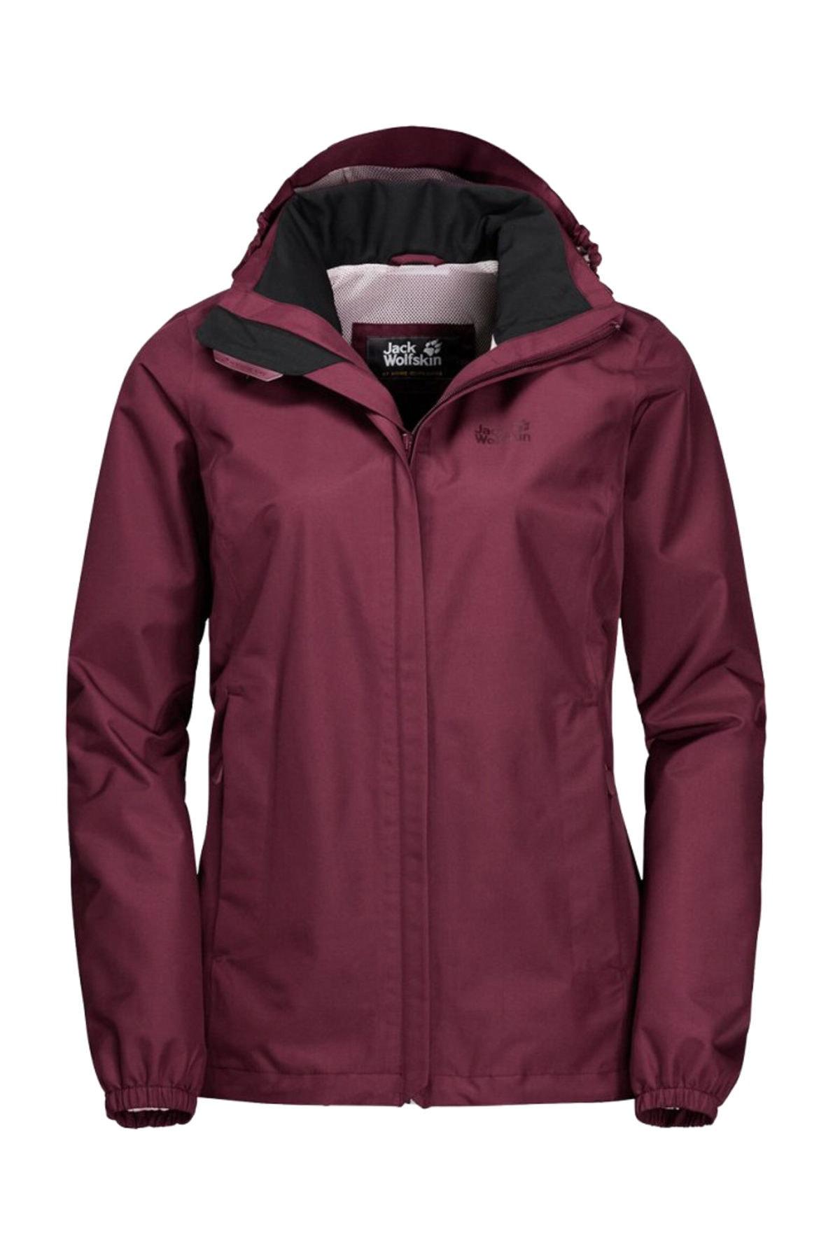 Jack Wolfskin Stormy Point Jacket Kadın Ceket - 1111201-2740 1