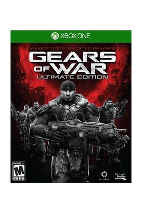 Microsoft Studios Gears Of War Ultimate Edition Xbox One Oyun