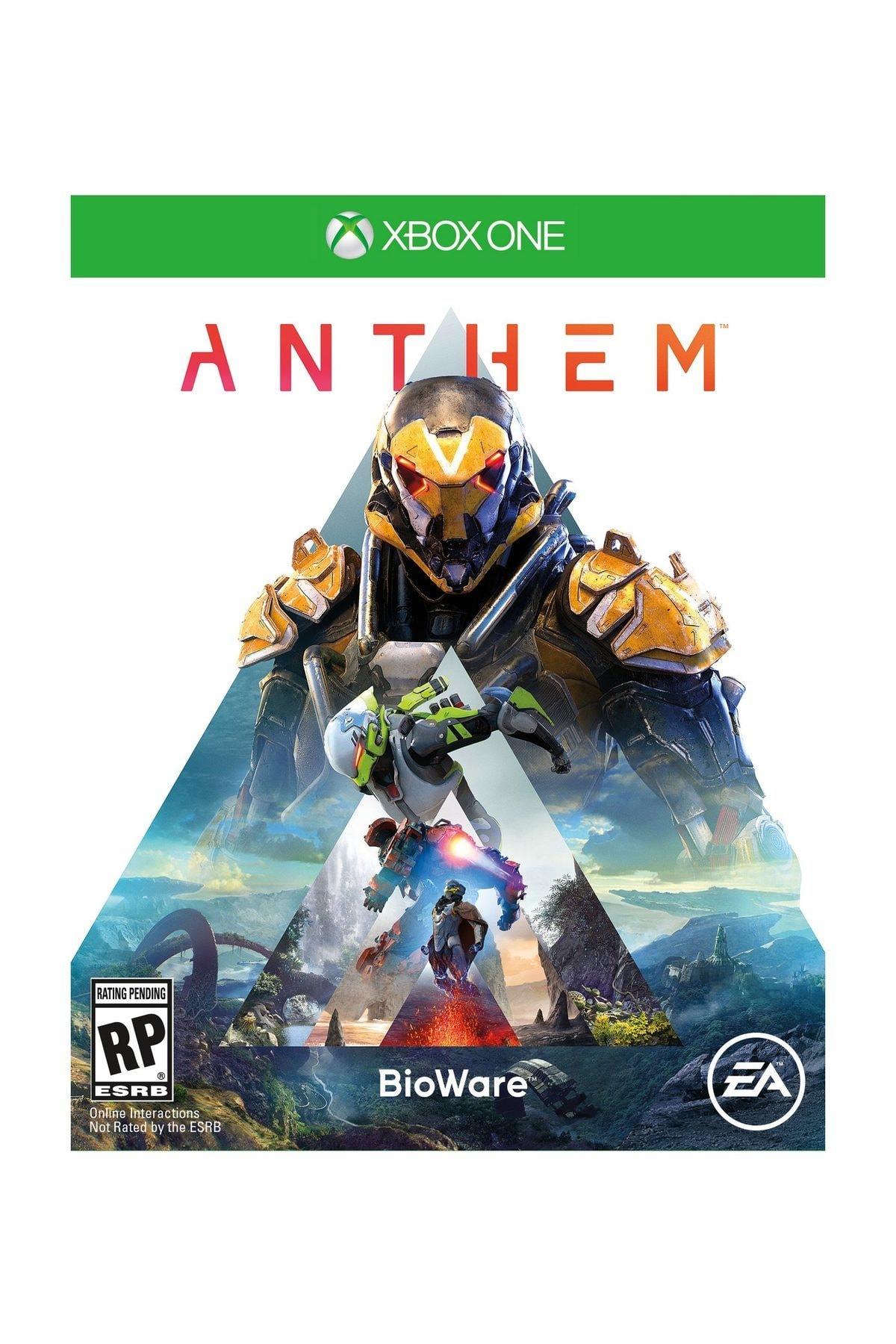 Warner Bros Anthem Xbox One Oyun 1