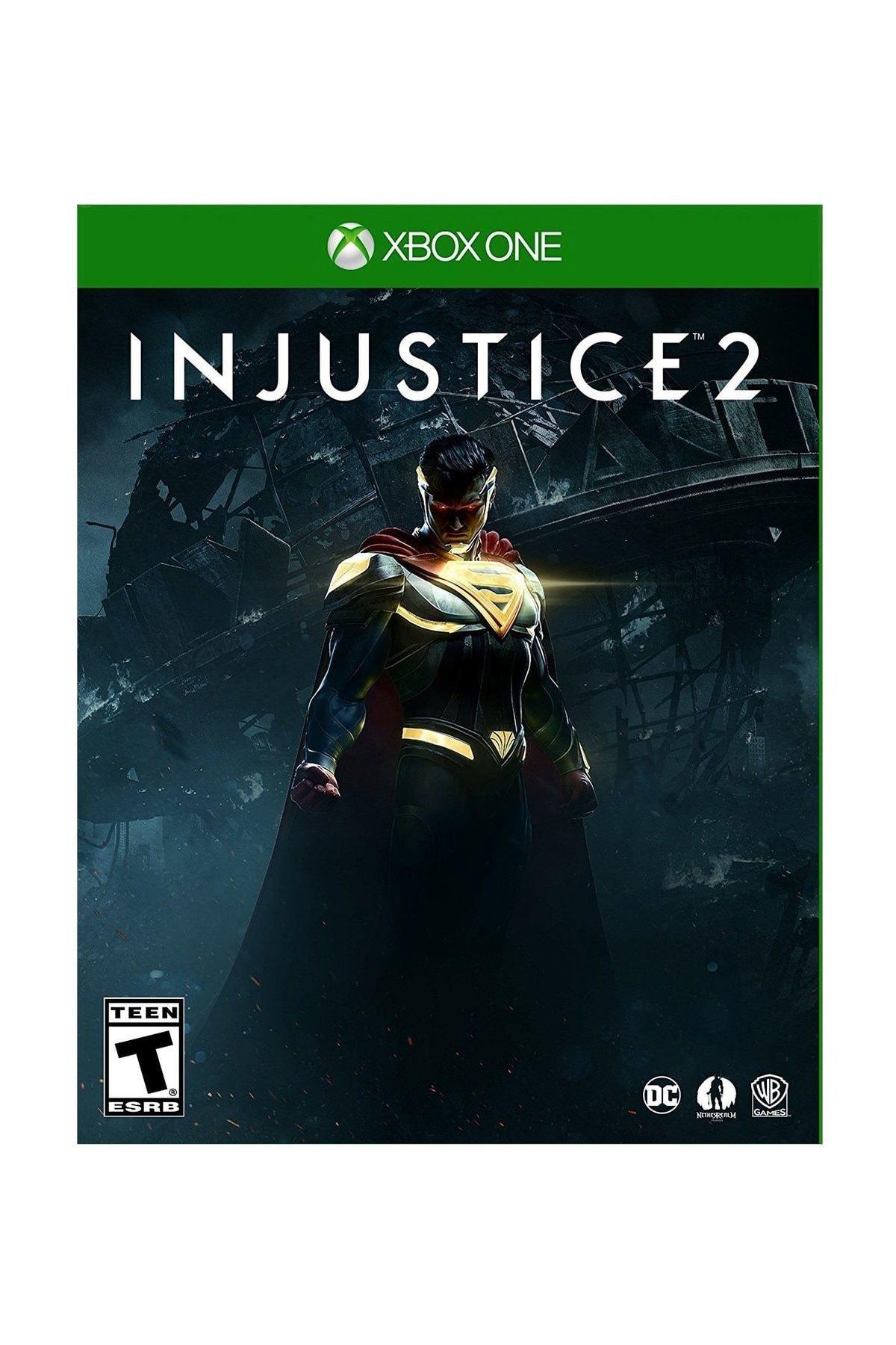 Warner Bros Injustice 2 Xbox One Oyun 1