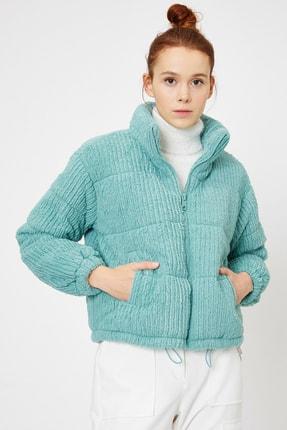 Koton Kadın Yeşil Ceket ANORAK 0KAL08126OW