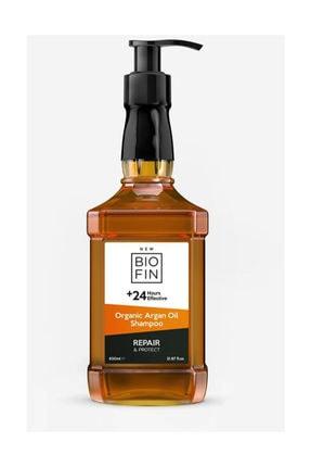 Biofin Organik Argan Yağlı Şampuan 650 ml