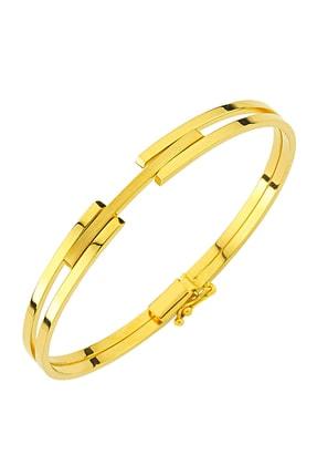 Altınbaş Kadın 22 Ayar Altın Bilezik BLZYT6661-24815