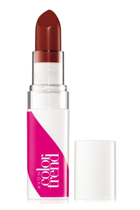 AVON Ruj - Color Trend Kiss 'N' Go Red Scandal 8681298949558