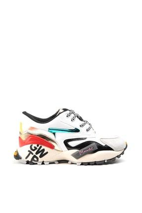 Jeep Beyaz Kadın Spor Ayakkabı 9K2SAJ0140