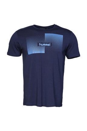 HUMMEL Erkek T-Shirt - Hmlleocadio  T-Shirt S/S Tee