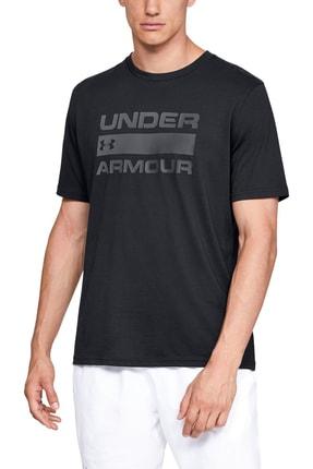 Under Armour Erkek Spor T-Shirt - UA TEAM ISSUE WORDMARK SS - 1329582-001