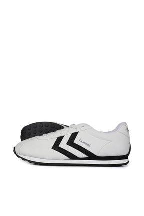 HUMMEL Unisex Beyaz Bağcıklı Koşu Antreman Ayakkabısı