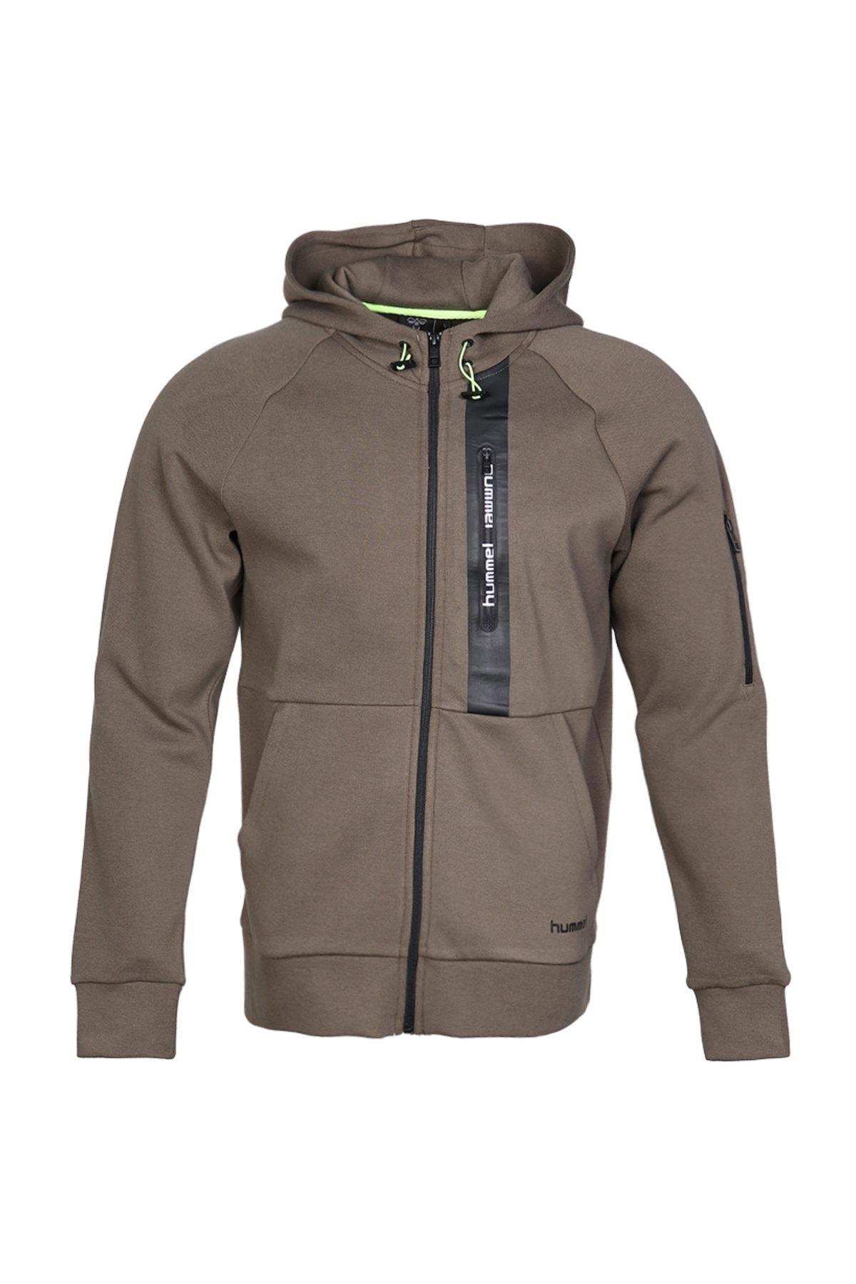 HUMMEL Erkek Sweatshirt - Francesco Sweatshirt 1
