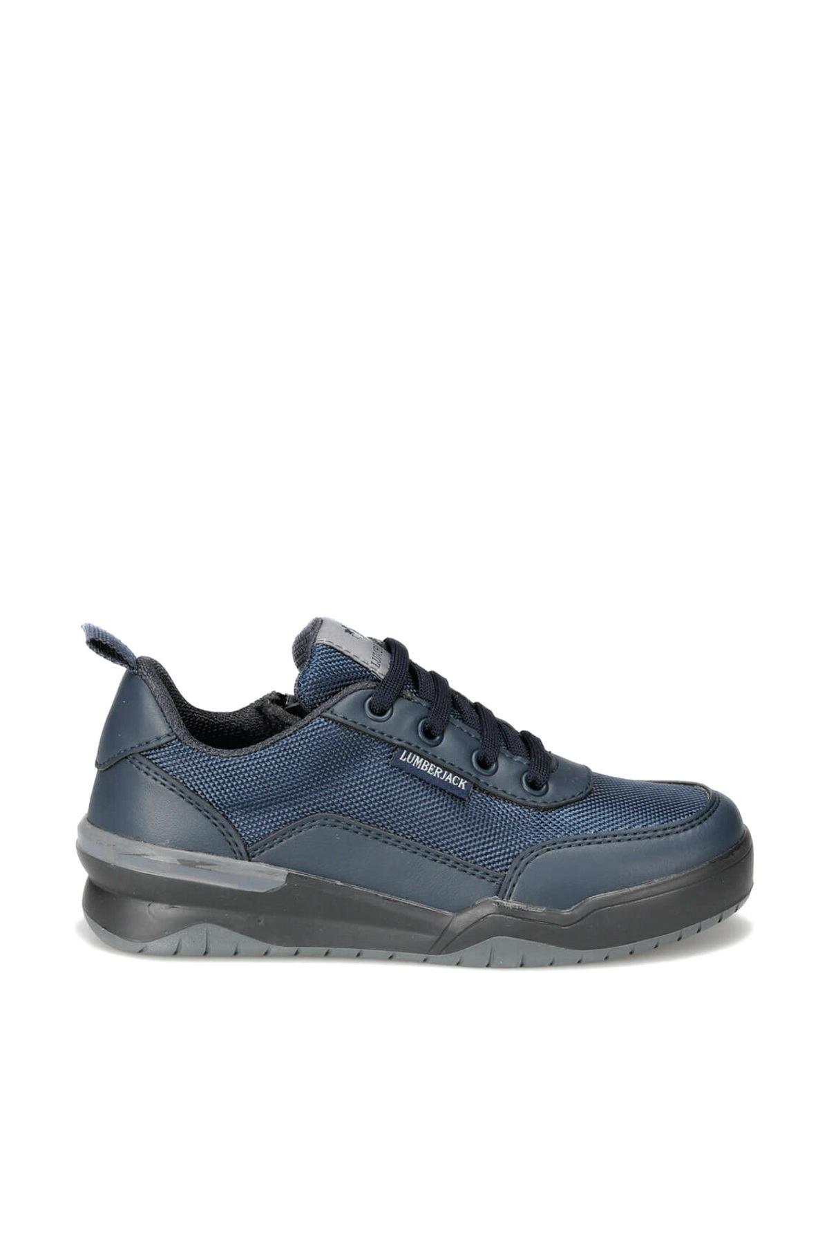 lumberjack MASCOT 9PR Lacivert Erkek Çocuk Sneaker Ayakkabı 100436843 1