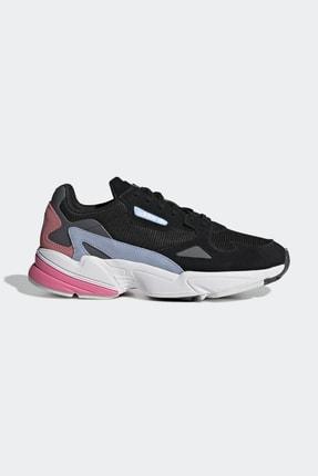 adidas Siyah Falcon W Kadın Günlük Spor Ayakkabı