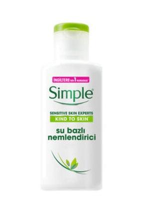 Simple Su Bazlı Nemlendirici 125Ml