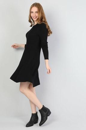 Colin's KADIN Slim Fit Kadın Siyah Elbise CL1045557