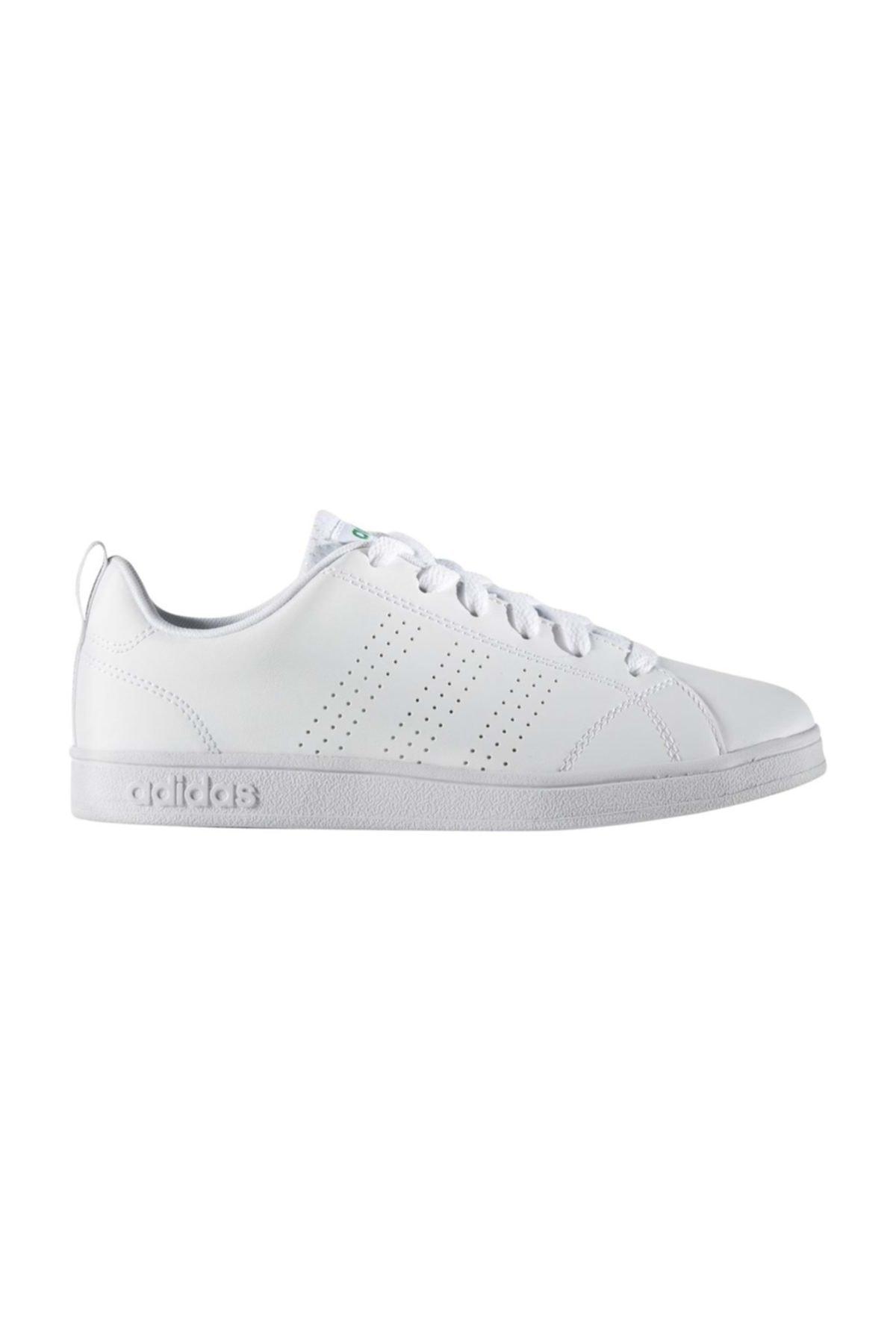 adidas Vs Advantage Cl K Kadın Spor Ayakkabı Beyaz 1