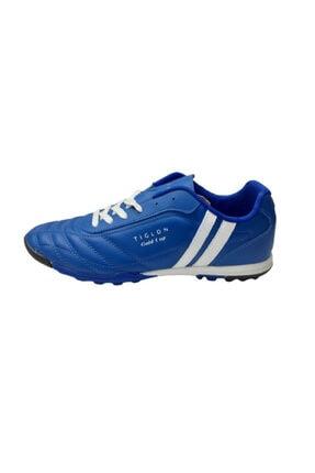 Tiglon Erkek Mavi Ortapedik Spor Ayakkabı