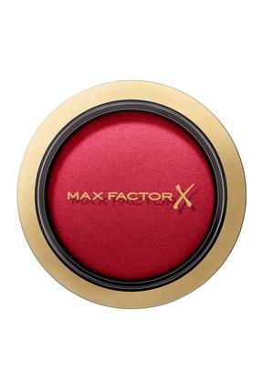 Max Factor Allık - Creme Puff Blush Matte 45 Luscious Plum  3614228943666