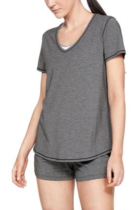 Under Armour Kadın Spor T-Shirt - Recovery Sleepwear SS - 1329478-002