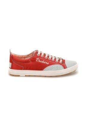 Dockers By Gerli Dockers 214160 Kırmızı Unısex Günlük Spor Ayakkabı