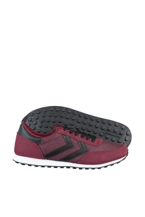 HUMMEL Unisex Bordo Spor Ayakkabı - Seventyone Classic