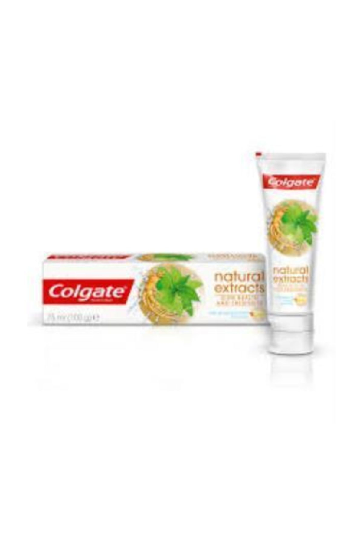 Colgate Natural Extracts Ginseng & Mint Toothpaste Diş Macunu 75 ml 2