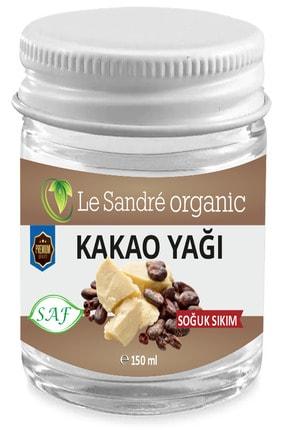 Le Sandre Organic Kakao Yağı 150 Ml