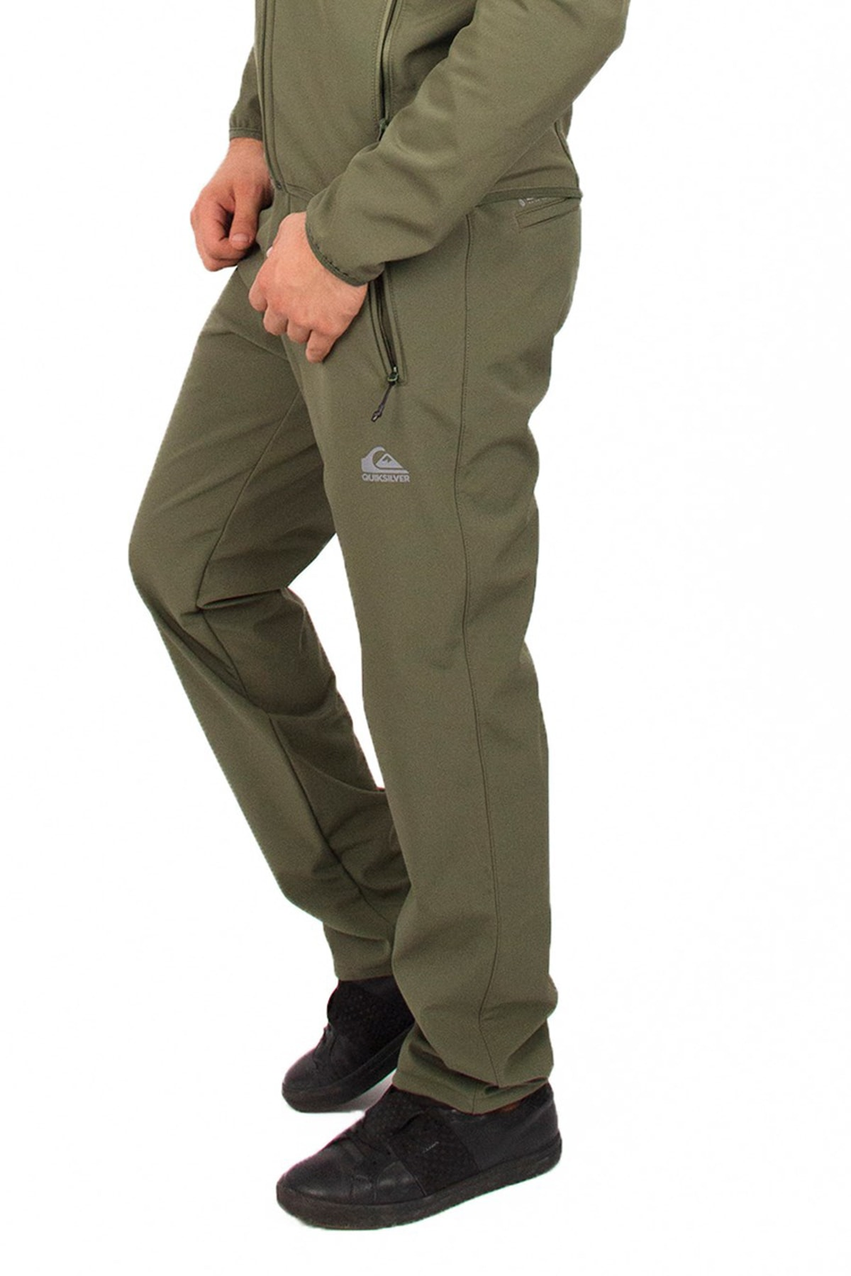 Quiksilver Erkek Pantolon - OD Softshell - EQYNP03712T 2