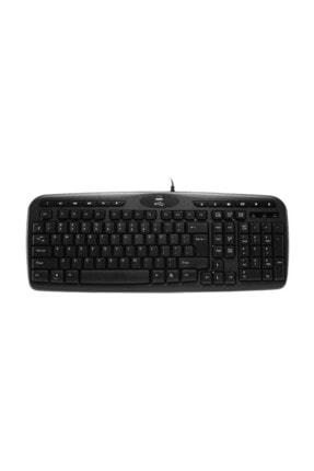 Everest Kb-799 Siyah 1*usb Q Multimedia Klavye