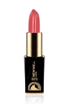 New Well Ruj - Shiny Lipstick 407 Pembe 8680923323152