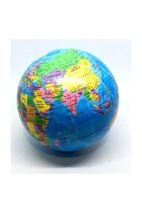 çıpacı Işıklı Dönen Dünya Küresi Mavi