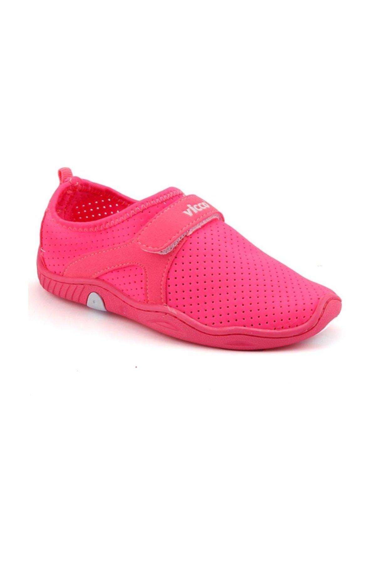 Vicco Çocuk Ayakkabı Fuşya 1