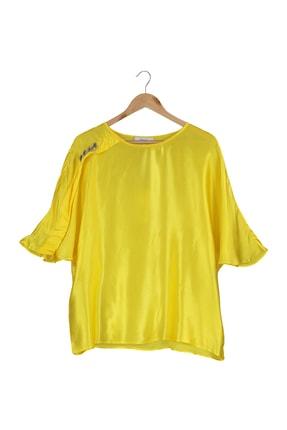 İpekyol Kadın Sarı Bluz IS1190006386
