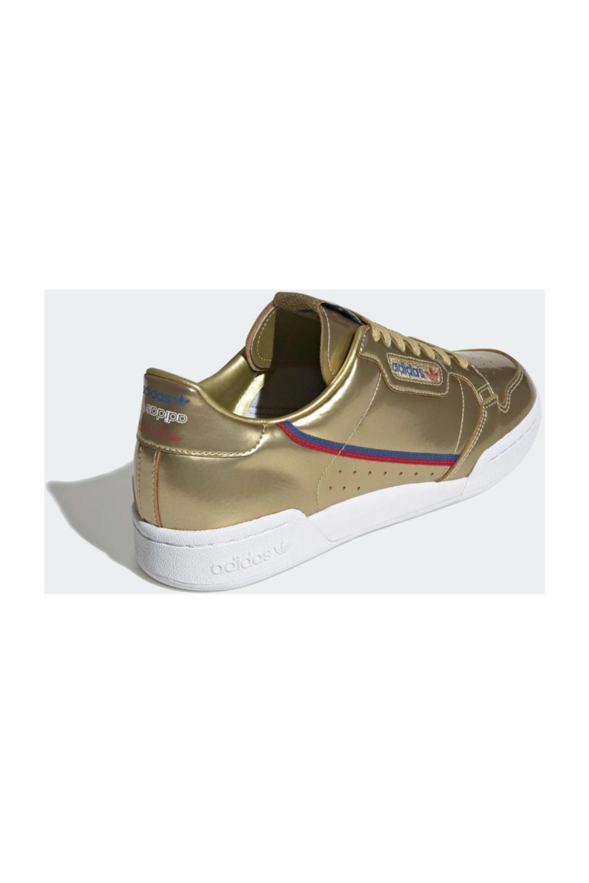adidas Continental 80 Kadın Günlük Spor Ayakkabı 2