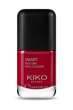 KIKO Smart Fast Dry Nail Lacquer 12 Oje