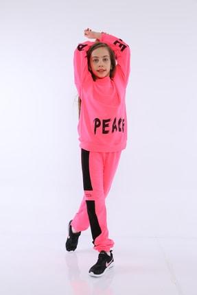 LUCKY LİFE Kız Çocuk Eşofman Takımı