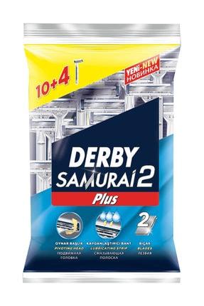 Derby Derby Samurai 2 Plus 10+4 Poşet