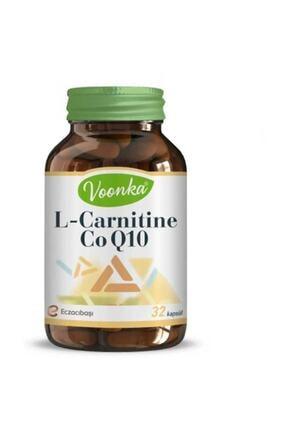 Voonka L-carnitine Co Q10 32 Kapsül