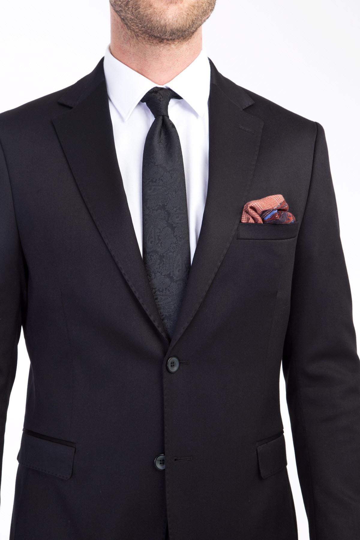 Kiğılı Erkek Slim Fit Takım Elbise 2