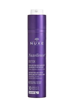 Nuxe Llence Detox Night Anti Aging Bakım Kremi 50 ml