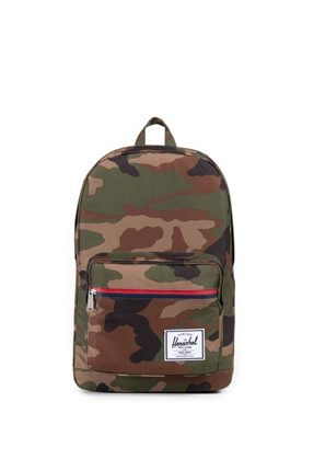 Herschel Supply Co. Black Unisex Herschel Pop Quiz Co Sırt Çantası 10011