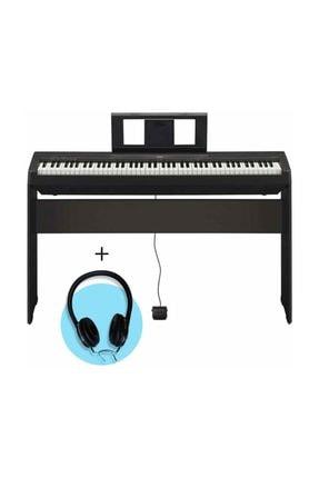 Yamaha P45 Taşınabilir Dijital Piyano Seti ( Stand & Kulaklık )