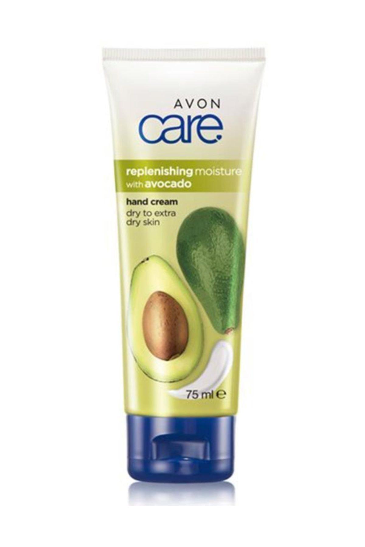 AVON Care Avokado Özleri İçeren El Kremi 75ml 1