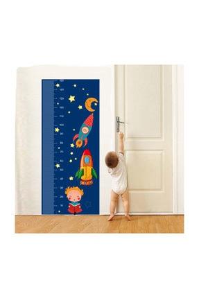 quppa Çocuk & Bebek Odası Için Boy Cetveli Duvar Sticker