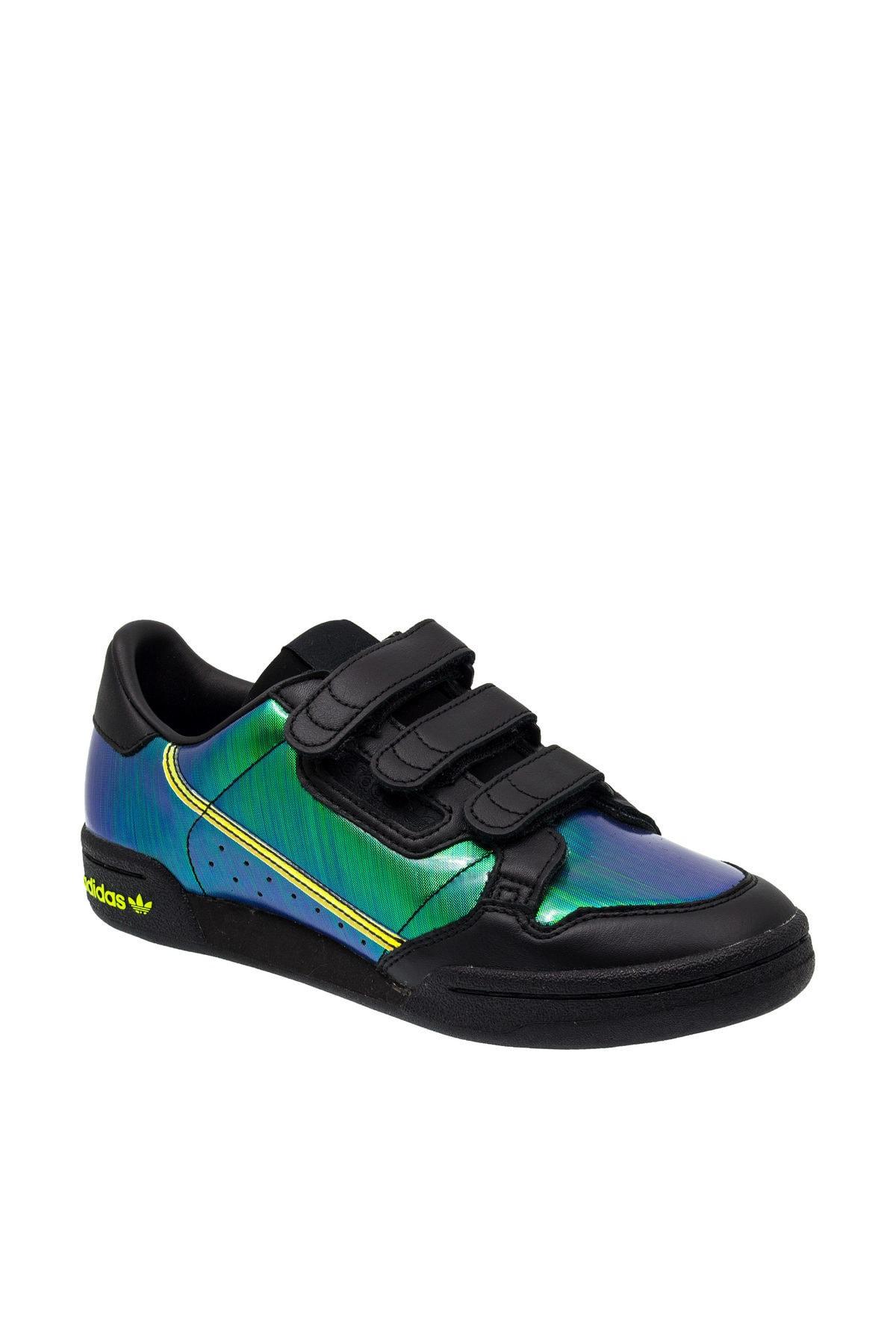 adidas Continental 80 Siyah Spor Ayakkabı (EE8738) 1